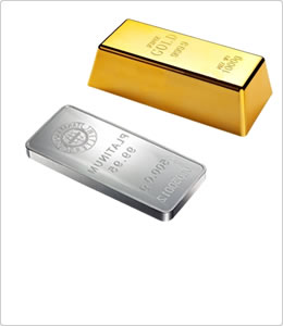 金・プラチナ・貴金属のイメージ